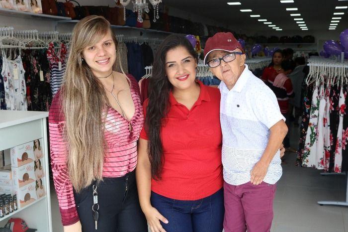 cbb80ff7ac Chega à Santo Antônio de Jesus a Loja Top 12 com variedades de roupas  feminina e masculina