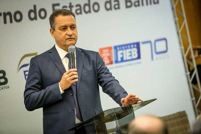 Resultado de imagem para Rui Costa afirma que novo aeroporto de Conquista deve ser inaugurado por quem trabalhou e pelo povo