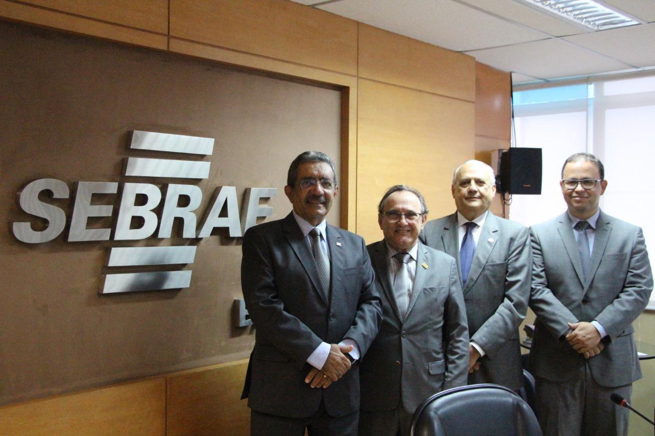 Resultado de imagem para Sebrae Bahia reelege diretoria e apresenta presidente do conselho