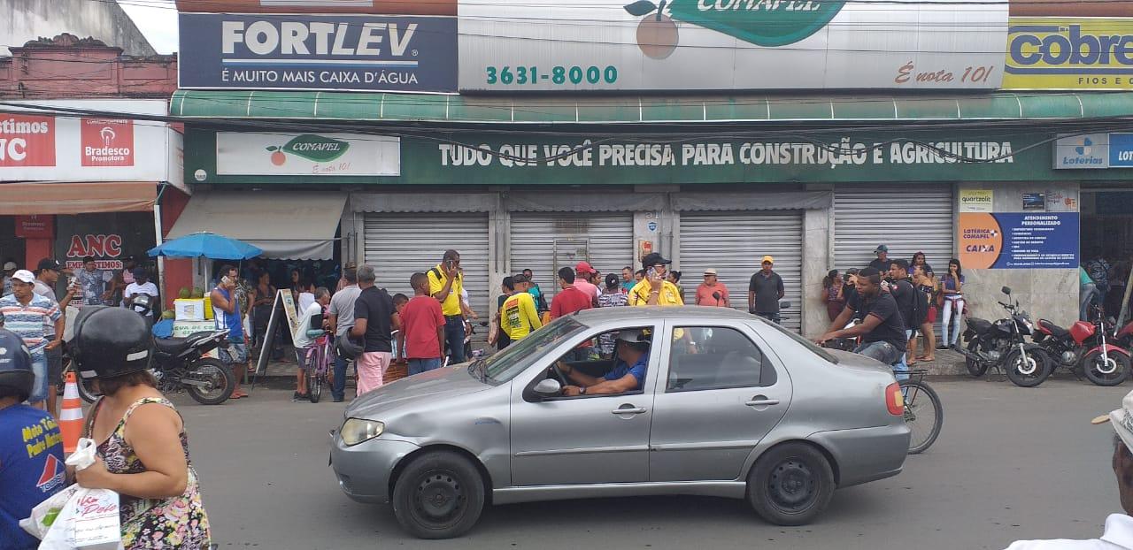 SAJ: Mototaxista morre no interior de loja na Praça Padre Mateus; causa da morte está sendo apurada 3
