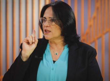 Damares defende veto de Bolsonaro sobre distribuição de absorventes