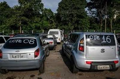 Leilão virtual do Detran-BA disponibiliza 491 lotes de veículos conservados e sucatas