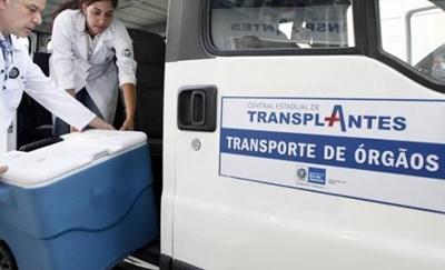 Número de transplantes de órgãos cresce