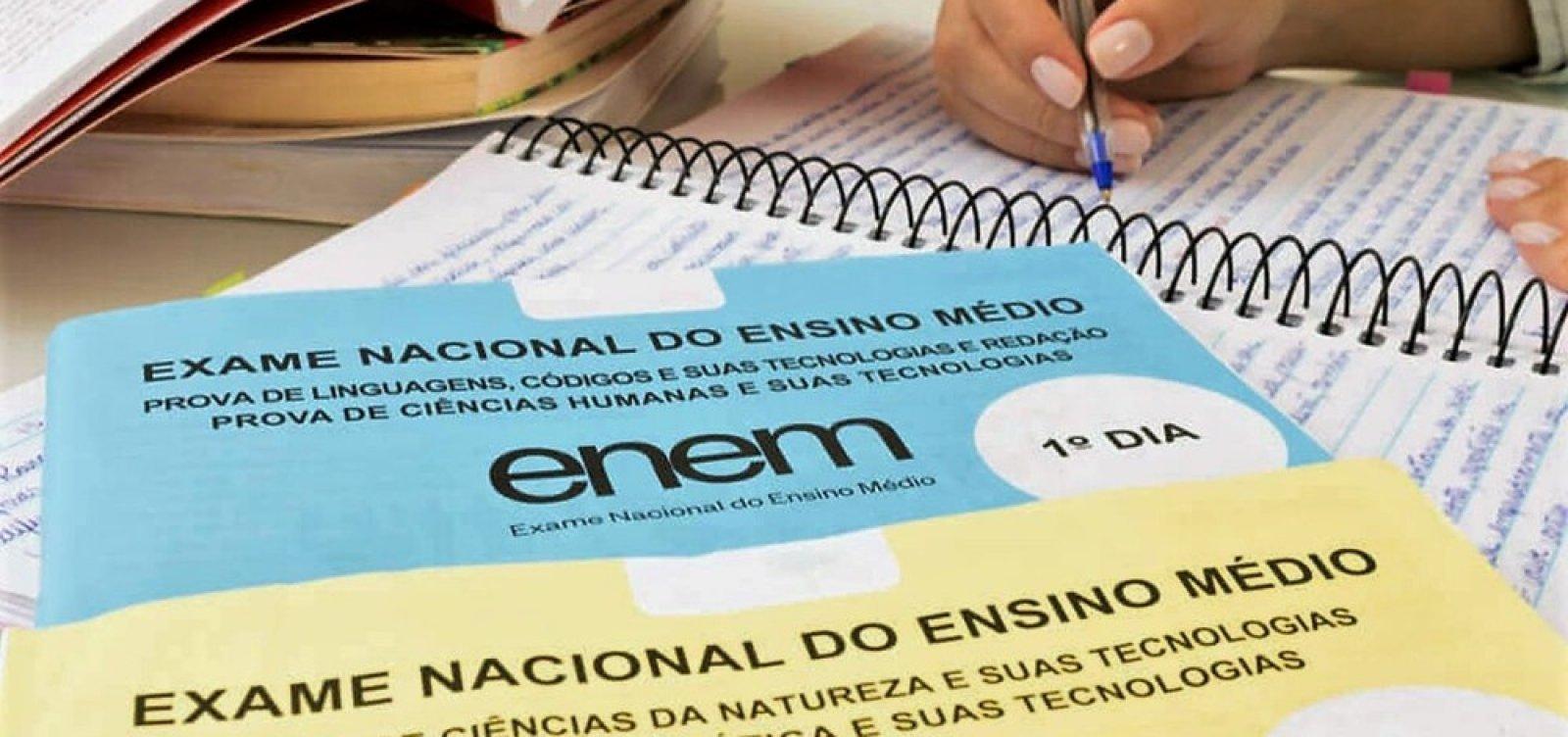 Mais de 280 mil se inscrevem após nova oportunidade no ENEM