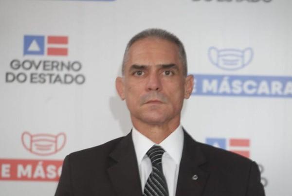 Hélio Jorge, Subsecretário da Segurança Pública da Bahia é exonerado do cargo