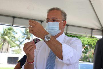 Bahia ultrapassa marca de 6 milhões de vacinados com uma dose