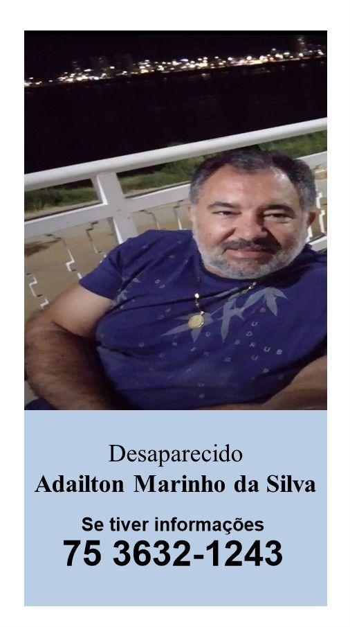 Família procura por homem que desapareceu após sair para entregar um carro em SAJ