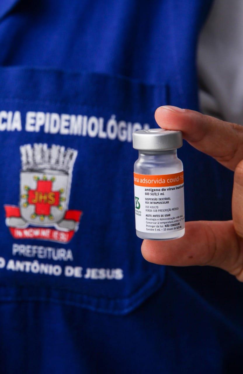 segunda dose