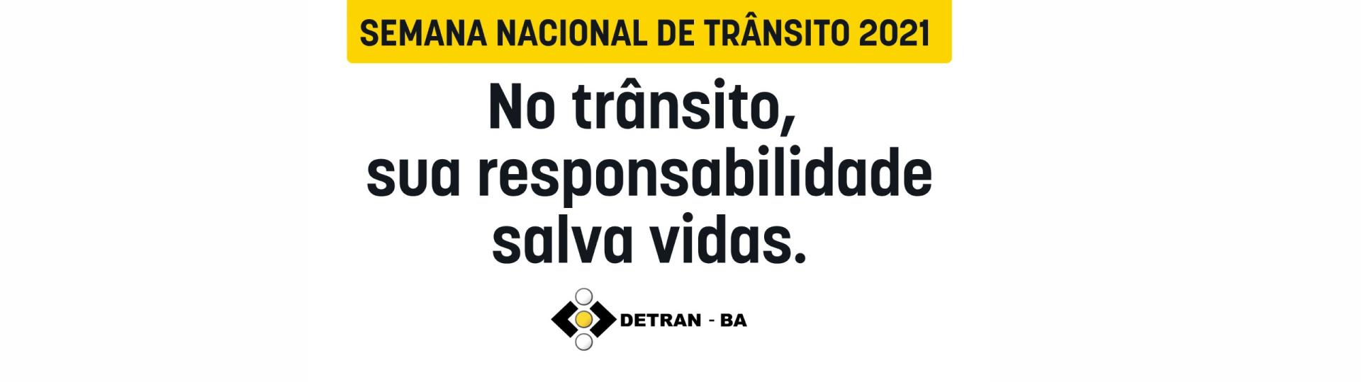 Detran-BA reúne especialistas em Workshop na Semana Nacional de Trânsito