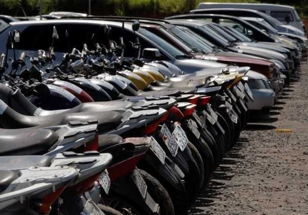 Lances em leilão do Detran-Ba para veículos e sucatas aproveitáveis já estão abertos