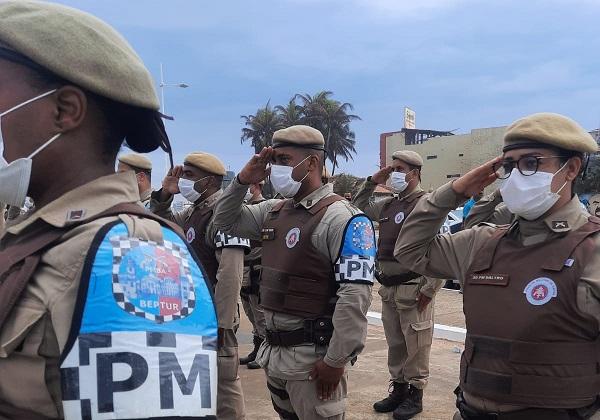 Operação Verão é lançada com reforço policial em 59 cidades