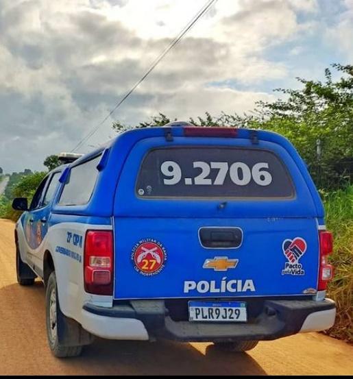 Homens armados promovem 'arrastão' em estabelecimentos e residências na zona rural de São Felipe