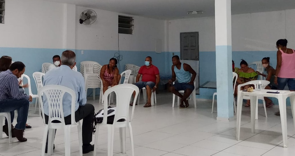 Advogados da família Bastos se reúne com familiares das vítimas de explosão para discutir pagamento de indenizações